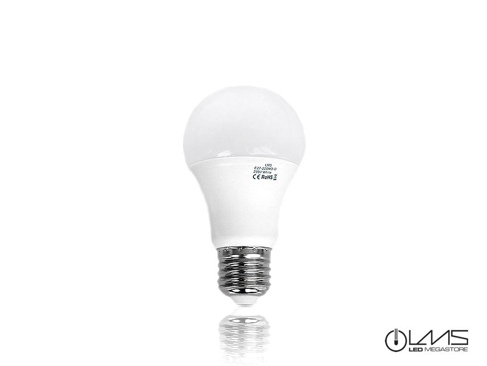 Εικόνα του προϊόντος Λαμπτήρας LMS E27 Samsung Chip 10 Watt Θερμό Λευκό 05813