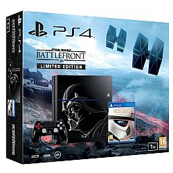 PLAYSTATION 4 1TB C CHASSIS  + STAR WARS BATTLEFRONT LIMITED EDITION