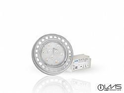 AR111 LMS 11 Watt 220 Volt Dimmable Θερμό Λευκό
