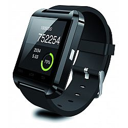 Ksix SMARTWATCH WITH PHONE CALL FOR SMARTPHONES black