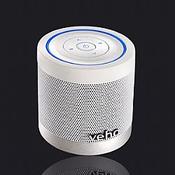 VSS-747-360BT - 360° Bluetooth Wireless Speaker - 'Ice' White