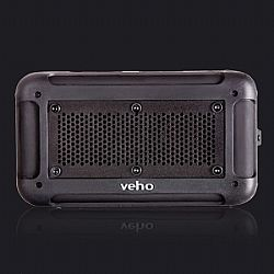 VXS-001-BLK - 360° Vecto Wireless Water Resistant Speaker - Black
