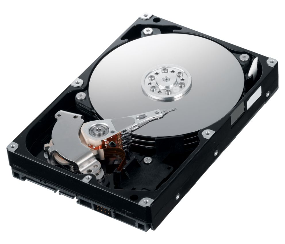 Western digital used HDD 500GB, 3.5