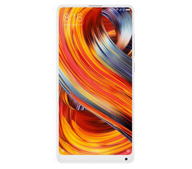 Smartphone Xiaomi Mi Mix 2 Special Edition Ceramic Unibody 128GB White