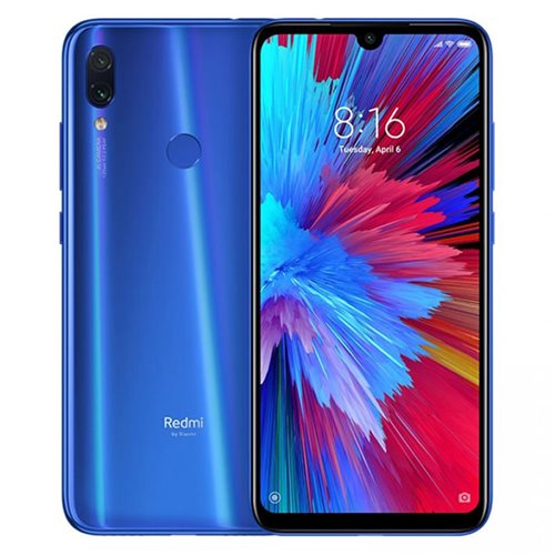 Xiaomi Redmi Note 7 64GB/4GB (Ελληνικό Μενού - Global Version) Blue EU