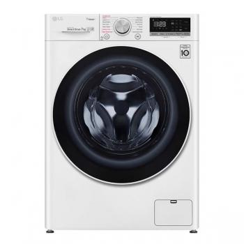 LG F2WN4S7S0 Slim Πλυντήριο Ρούχων 7kg με Ατμό F2WN4S7S0