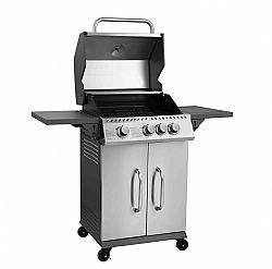 GS GRILL ELITE 3+1 INOX - 11,5 kW