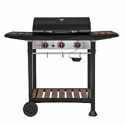 GS GRILL 3 WOOD  9 kW